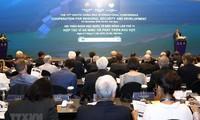 Alle Länder sollen Völkerrecht respektieren sowie Frieden und Ordnung im Ostmeer aufrechterhalten