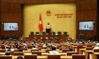 Parlamentssitzung: Internationaler Flughafen Long Thanh schafft neuen Impuls für Wirtschaftsentwicklung
