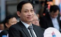 Vizeaußenminister Le Hoai Trung nimmt am Pariser Friedensforum 2019 teil