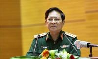 General Ngo Xuan Lich nimmt an ADMM und ADMM+ teil