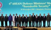 Das erweiterte ASEAN-Verteidigungsministertreffen in Thailand