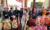 90. Todestag des Vaters von Präsident Ho Chi Minh, Nguyen Sinh Sac