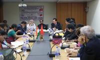 Seminar über Vietnam-Indien-Beziehung und Eindruck von Präsident Ho Chi Minh