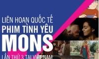 Liebesfilm-Festival von Mons 2019 in Vietnam