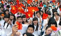 Für das Jahr 2030 wird die Gesamtbevölkerung Vietnams auf 104 Millionen Menschen steigen