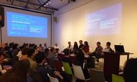 """Seminar """"Kunst im öffentlichen Raum"""" im Goethe-Institut Hanoi"""