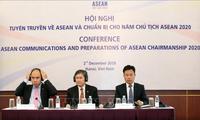 Konferenz für die Aufklärung über ASEAN und die Vorbereitung auf ASEAN-Vorsitz-Jahr Vietnams