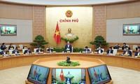 Die Regierungssitzung für November