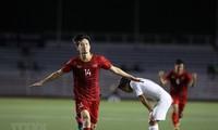 U22-Fußballmannschaft Vietnams erhält Prämie in Höhe von fast 39.000 Euro nach dem Sieg gegen Indonesien