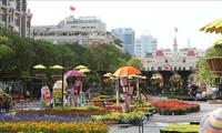 """Empfang des neuen Jahres 2020 mit Aktivitäten zum Thema """"Blumenfarben"""""""