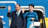 Premierminister Nguyen Xuan Phuc besucht Myanmar