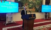 Der vietnamesische Botschafter trifft chinesische Medienanstalten