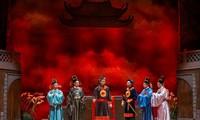 Kostenlose Kunstvorführung zum 60. Gründungstag des Dramatheaters Hanoi