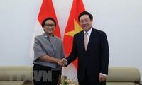 Vietnam und Indonesien verstärken ihre bilaterale Zusammenarbeit