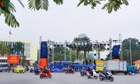 Erstmals Countdown-Fest in Hue