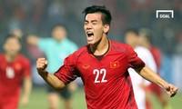 Tien Linh gehört zum Top der achtenswerten Fußballer bei Finalrunde der U23-Fußball-Asienmeisterschaft 2020