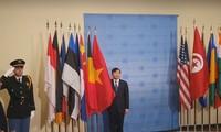 Beginn der Aktivitäten Vietnams als Vorsitzende des UN-Sicherheitsrates