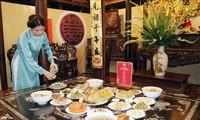 Eröffnung des Tet-Festivals in Ho-Chi-Minh-Stadt
