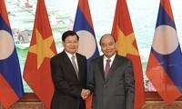 Vietnam und Laos diskutieren Strategie zur Zusammenarbeit in den kommenden zehn Jahren