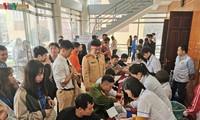 """""""Xuan-Hong-Fest – Roter Sonntag"""": Tausende Menschen spenden Blut"""