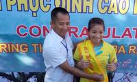 Leichtathletik-Königin Nguyen Thi Oanh erobert Gipfel Ba Ra