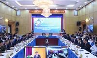 Premierminister Nguyen Xuan Phuc nimmt an Bilanzkonferenz des Ministeriums für Planung und Investition teil