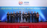 Eröffnung der Sitzung der Arbeitsgruppe der hochranigen ASEAN-Verteidigungsbeamten in Danang