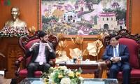 Verstärkung der Zusammenarbeit mit VOV ist eine strategische Priorität der UNESCO