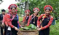 Das traditionelle Tet-Fest der Volksgruppe La Hu