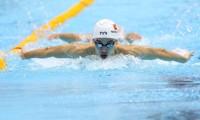 Schwimmer Huy Hoang gewinnt Siegespokal 2019