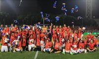 Aufbau der festen Grundlage für Sport Vietnams