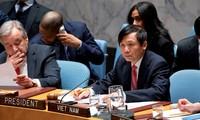 UN-Sicherheitsrat diskutiert erstmals über Verstärkung der Zusammenarbeit zwischen UNO und ASEAN