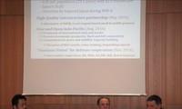 Ostmeer-Seminar in Deutschland: Wichtigkeit des internationalen Völkerrechts