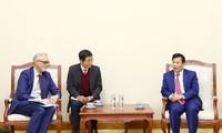 Gute Beziehungen zwischen Vietnam und Deutschland in Kultur, Sport und Tourismus