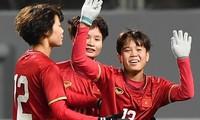 Die Fußballnationalmannschaft der Frauen tritt im Playoff-Spiel für das Ticket nach Tokio an