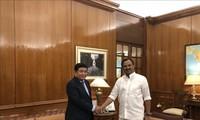 Vietnam und Indien verstärken bilaterale Handels- und Investitionsförderung