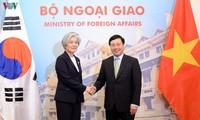 Enge Zusammenarbeit zwischen Vietnam und Südkorea bei der Vorbeugung und Bekämpfung der Covid-19-Epidemie