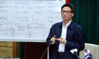 Ab 10. März gibt die vietnamesische Bevölkerung die Angaben zum Gesundheitszustand ab
