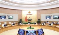 """Der Premierminister leitet die  Bilanzkonferenz für Umsetzung des Projektes """"Nationale Nahrungsmittelsicherheit"""""""