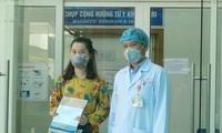 Zahlreiche Covid-19-Patienten sind wieder gesund