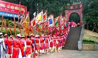 Glauben der Muong in Phu Tho, Hung-Königen zu ehren