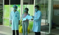 Weitere 16 Covid-19-Patienten aus dem Krankenhaus entlassen