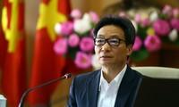 Vizepremierminister Vu Duc Dam: Medienanstalten geben weiterhin Orientierung für die Öffentlichkeit