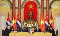 Handelsabkommen zwischen Vietnam und Kuba in Kraft getreten