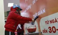 """Weitere kostenlose """"Reis-ATM"""" für bedürftige Menschen in Zeiten der Covid-19"""