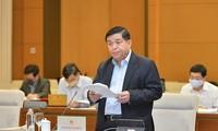 Ständiger Parlamentsausschuss diskutiert Beschlussentwurf zur Entwicklung der Stadt Da Nang