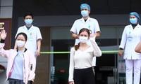 In den vergangenen 11 Tagen gibt es in Vietnam keinen Covid-19-Neuinfektionsfall in der Gemeinschaft