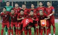 Die vietnamesische Fußballnationalmannschaft kehrt im September zum Training zurück