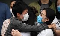 Weitere drei Covid-19-Patienten aus dem Krankenhaus entlassen