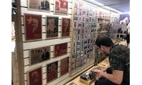 Souvenir-Raum über Präsident Ho Chi Minh errichtet
